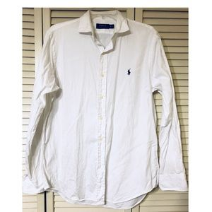 Polo Shirt >White